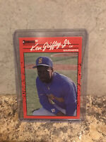 1990 Donruss Ken Griffey Jr HOF #365 ERROR CARD. No Period After Inc -RARE MINT!