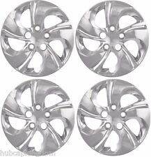 "NEW 15"" Bolt-on CHROME Hubcap Wheelcover 2013-2015 Honda CIVIC"