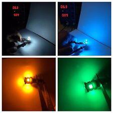 (8) Bajonett LED Lampen/6.3V AC // KA-8300 9100 2002 7002 5700 6100 Vintage Stereo