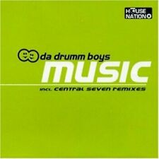 Da Drumm Boys Music (1998)  [Maxi-CD]