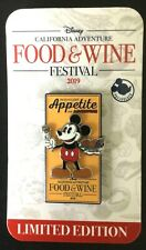 Dca 2019 Food & Wine Festival Passholder Exclusive Disney Mickey Mouse