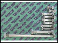 TRIUMPH 650 BONNEVILLE TIGER ENGINE TO FRAME BOLT SET 1965-68 PN# TBS-0066