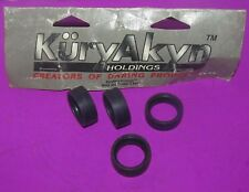 KURYAKYN 8011 ISO SHIFT PEG REPLACEMENT RUBBERS FITS LONGHORN OR STANDARD ISO