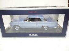 1:18 NOREV Mercedes 280 SE Coupe W111 1969 blau met. Modellauto 183532 NEU NEW