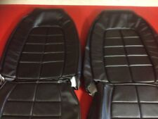 Valiant Vf Pacer Sedan Seat Trim Covers Full Set,chrysler Black RobukAussie Made