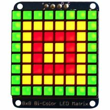 Adafruit Bicolor LED Square Pixel Matrix with I2C Backpack [ADA902]