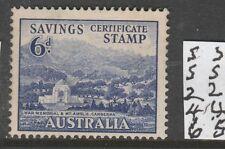 WW11 Savings stamp 6d War Memorial  L%$K SS245