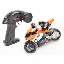 Mini RC Bike - 2.4GHz - Orange - GX806O