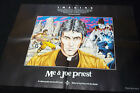 "ME & JOE PRIEST (1985) DC Comics graphic novel 17"" x 22"""" promo poster"