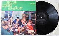 SIND DIE LICHTER ANGEZÜNDET LP Vinyl ETERNA 1978 Kinderchor Berlin Weihnachten