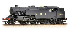 Bachmann 32-880, OO Gauge, Fairburn 2-6-4T Tank Locomotive, 2278 LMS Black