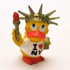 Paperella de goma Lady Liberty anatra de goma  anatra de bagno