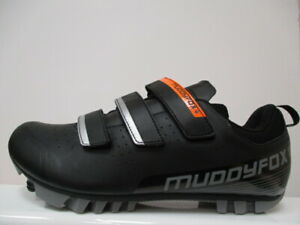 Muddyfox MTB100 Women`s Cycling Shoes UK 5 US 5.5 EUR 48 Ref 3462+