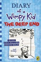 Diary of a Wimpy Kid: The Deep End (Book 15) Hardcover 9780241396643 1st Class