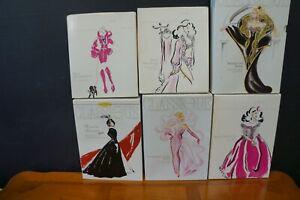 Barbie Classique 4 Dolls & 2 Outfits NRFB 1992 1993 1995 1996
