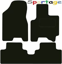 Kia Sportage Tailored car mats ** Deluxe Quality ** 2010 2009 2008 2007 2006 200