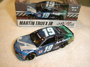 MARTIN TRUEX Jr. 2020 Lionel #19 AUTO OWNERS INS.-SHERRY STRONG 1/64 Action NEW