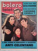 bolero 1088 Lay Scala Mathieu Stamp Vannucchi Cinquetti Pavone Caselli Celentano