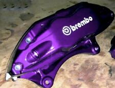 Ford Mustang Brembo Front Pair LH & RH Powdercoated Calipers, White Or Blacklogo