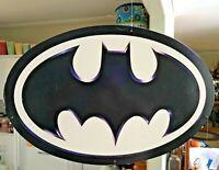 BIG VINTAGE MCDONALDS AUSTRALIA HAPPY MEAL BATMAN RETURNS IN-STORE ADVERT MOBILE