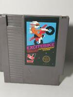 Excitebike NES Cartridge Nintendo