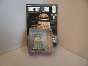 DOCTOR WHO FIGURINE COLLECTION RARE DALEK 6 THRONE ROOM DALEK