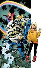 POWER PACK #63 (2017) 1ST PRINTING BAGGED & BOARDED LEGACY TIE-IN