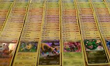 100 Pokemon Cards Bulk Lot - 16 Rares & Reverse Holos! Amazing Value!