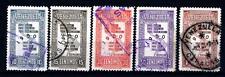 VENEZUELA - 1950 - 8° censimento nazionale