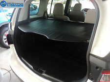 MAZDA 5 2008-2012 NEW OEM BLACK REAR CARGO TONNEAU COVER