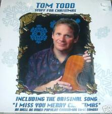 Tom Todd Stuff For Christmas CD *SEALED* rare 10 track