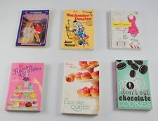 Lot Of 6 Vintage Children's Books Doll In The Garden Watchmakers Daughter