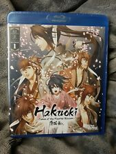 Hakuoki: Demon of the Fleeting Blossom - Season 1 (Blu-ray Disc, 2016, 3-Disc S…