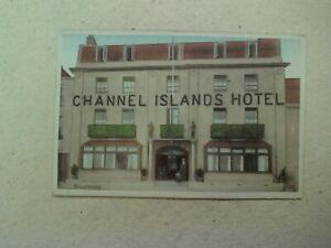 CHANNEL ISLAND HOTEL - GUERNSEY