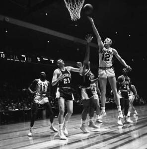 Basketball New York Knicks Kenny Sears 1960 OLD PHOTO