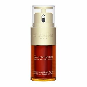 Clarins Double Serum Complete Age Control Concentrate (8th Gen) 30ml