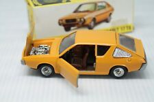 DINKY TOYS ( SPANISH ) * RENAULT 17 TS COUPE  * 1:43 * ORANGE  * OVP