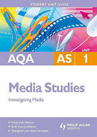 AQA A2 Media Studies : Research and Production by Standon, Andrea