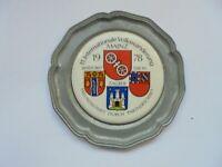 Wanderorden 11. Int. Volkswanderung 1978 Region Mainz terteller