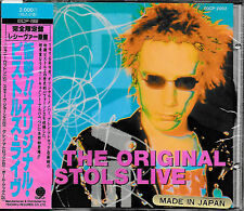 The Original Pistols - Live / Japan Import / Teichiku Records CD 00CP-2002 NEW!