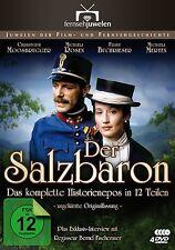Der Salzbaron - Der komplette Mehrteiler, Original-Fassung, 4 DVD Set NEU + OVP!