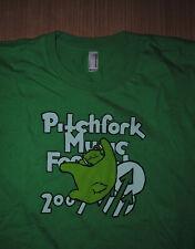 Rare Jay Ryan Pitchfork Music Festival 2007 concert poster t-shirt Sonic Youth L