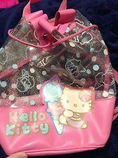 Hello Kitty Ice Cream Cone Backpack