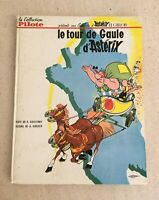Le Tour de Gaule d'Astérix 1965 | Collection Pilote | 12 titres Dos Blanc | EO