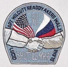 Aufnäher Patch Raumfahrt NASA STS-79 Space Shuttle Atlantis ...........A3100