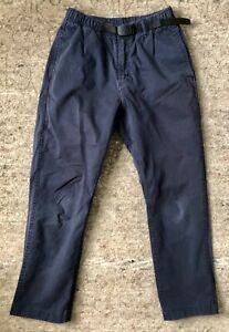 Gramicci Navy Blue Easy Pants Japan Model bought in Tokyo