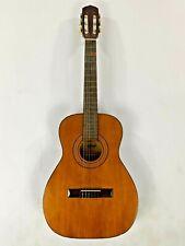 Original HOPF Gitarre - Akustikgitarre - braun - Model No. 6 - Made in Japan