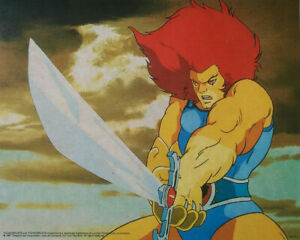COPY of Original 1987 THUNDERCATS 8 x 10 Lorimar Telepictures Picture LION-O