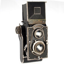 Welta Perfekta - Rare Working 120 Film Collectible Folding TLR - Germany 1934/5