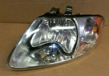 2003 Dodge Caravan Chrysler Town and Country  LH/ DriverSide Headlight Assembly